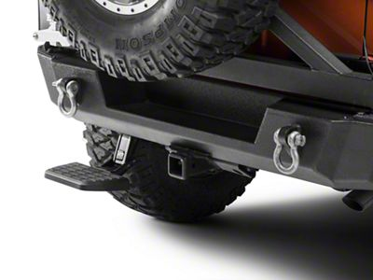 Amp Research BedStep (07-18 Jeep Wrangler JK)