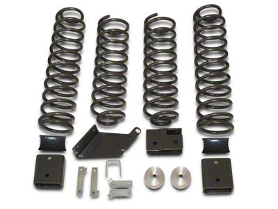 Max Trac 3 in. Lift Kit w/o Shocks (07-18 Jeep Wrangler JK)