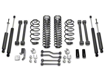 Max Trac 4 in. Lift Kit (03-06 Jeep Wrangler TJ)