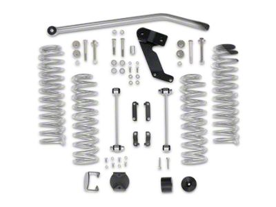 Rubicon Express 3.5 in. Standard Coil Lift Kit (07-18 Jeep Wrangler JK 4 Door)