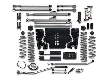 Rubicon Express 5.5 in. Extreme Duty Lift Kit (97-02 Jeep Wrangler TJ)