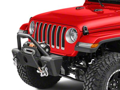 RedRock 4x4 Basher Front Bumper (2018 Jeep Wrangler JL)