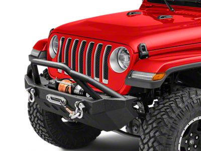 RedRock 4x4 Approach Front Bumper (18-19 Jeep Wrangler JL)