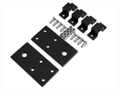 Surco Night Vision Light Bracket for Safari Rack (87-19 Jeep Wrangler YJ, TJ, JK & JL)