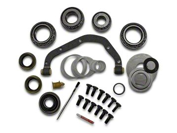 Yukon Gear Dana 30 Master Axle Overhaul Kit (87-95 Jeep Wrangler YJ)
