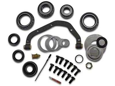 Yukon Gear Dana 44 Master Axle Overhaul Kit (87-06 Jeep Wrangler YJ, TJ)