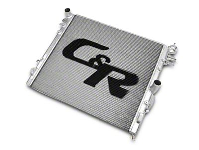 C&R Racing OE Replacement Radiator (07-14 Jeep Wrangler JK)