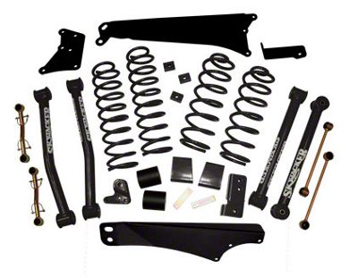 SkyJacker 4 in. Lift Kit w/o Shocks (07-12 Wrangler JK)