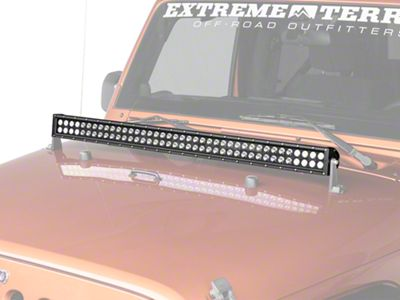 KC HiLiTES 40 in. C-Series C40 LED Light Bar - Spot/Spread Combo