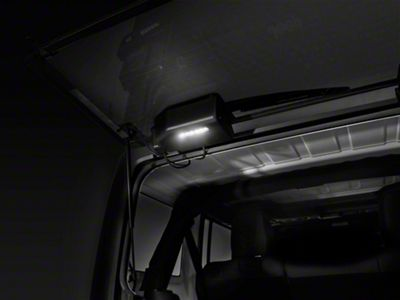 Raxiom Rear Cargo Light (07-18 Jeep Wrangler JK)