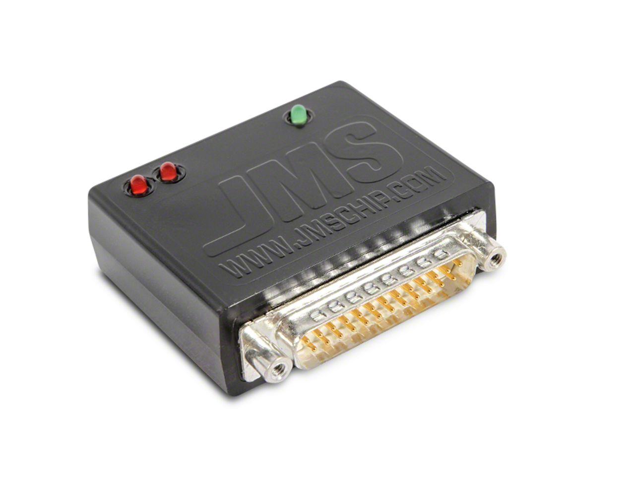 JMS PedalMax Drive by Wire Throttle Enhancement (12-18 Jeep Wrangler JK)