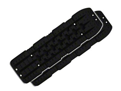 TRED 1100 Traction Boards - Black
