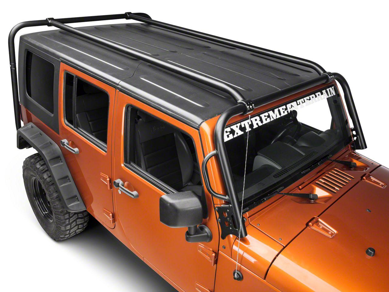 Kargo Master Congo Pro Kit (07-18 Jeep Wrangler JK 4 Door)