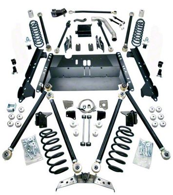 Teraflex 5 in. Pro LCG Suspension System w/o Shocks (04-06 Jeep Wrangler TJ Unlimited)