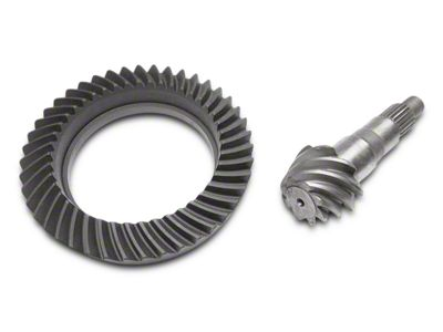 Alloy USA Dana 44F/44R Ring Gear and Pinion Kit - 5.38 Gears (07-18 Jeep Wrangler JK Rubicon)