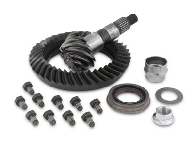 Omix-ADA Dana 30F/44R Ring Gear and Pinion Kit - 4.10 Gears (07-18 Jeep Wrangler JK, Excluding Rubicon)