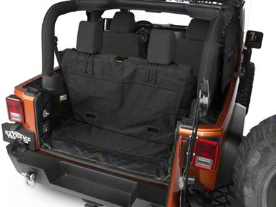 Rugged Ridge C3 Cargo Cover - w/o Subwoofer (07-18 Jeep Wrangler JK 2 Door)