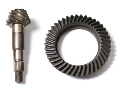 Alloy USA Dana 30F/35R Ring Gear and Pinion Kit - 3.73 Gears (97-06 Jeep Wrangler TJ, Excluding Rubicon)