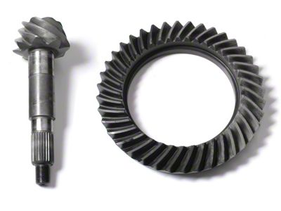 Alloy USA Dana 44F/44R Ring Gear and Pinion Kit - 4.88 Gears (03-06 Jeep Wrangler TJ Rubicon)