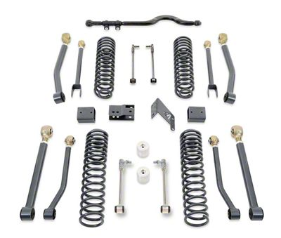 Max Trac MaxPro 4.5 in. Short Arm Lift Kit (07-18 Jeep Wrangler JK)