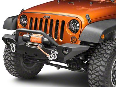 Smittybilt Euro Light Guard Set (07-18 Jeep Wrangler JK)