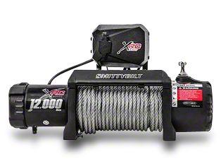 Smittybilt Gen2 XRC 12,000 lb. Winch (87-19 Jeep Wrangler YJ, TJ, JK & JL)