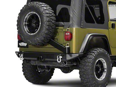 Rock-Slide Engineering Complete Rear Bumper (97-06 Jeep Wrangler TJ)