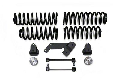 DV8 Off-Road Rocker Roller 2.5 in. Lift Kit (07-18 Jeep Wrangler JK)