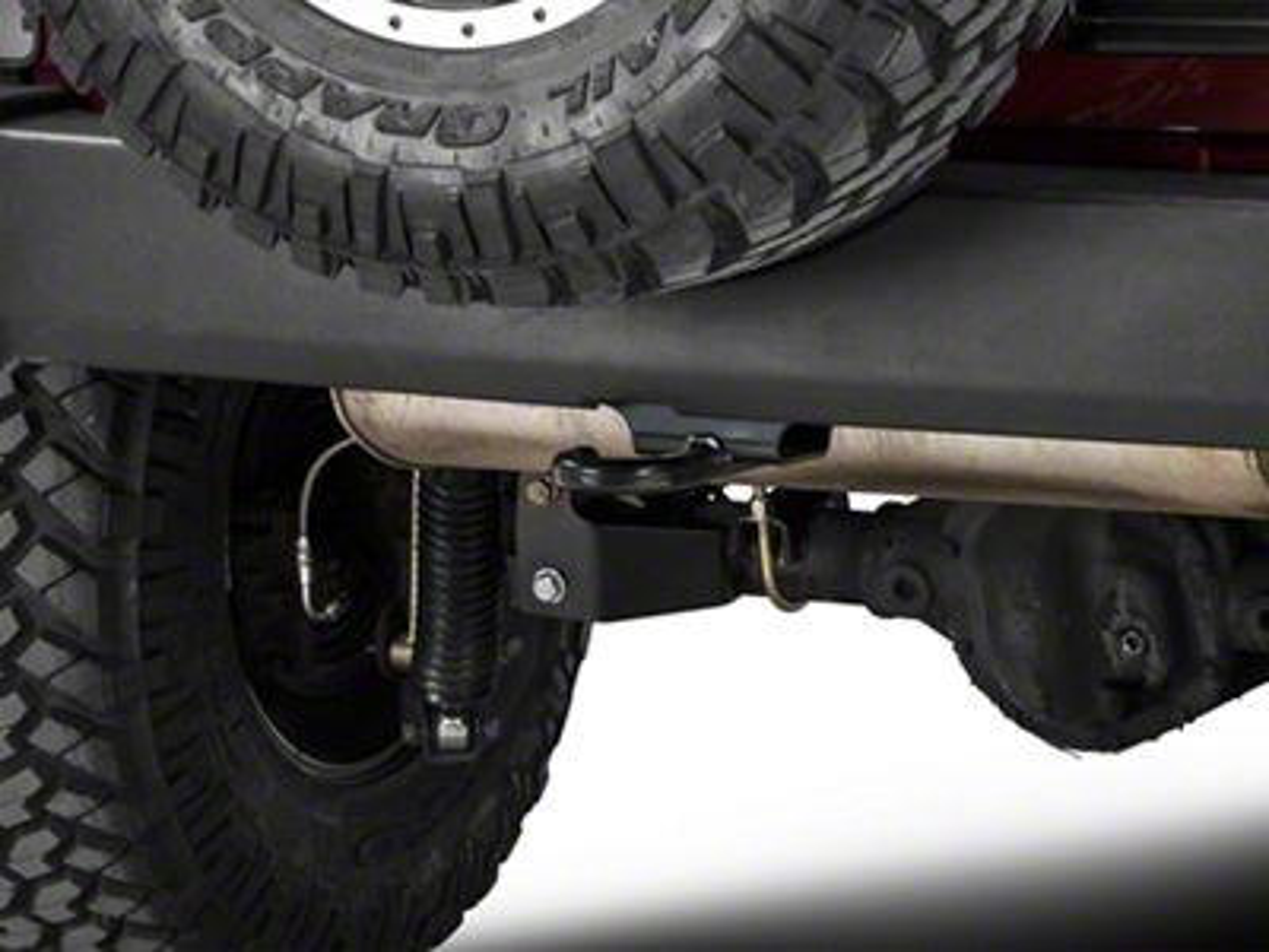 Mopar Tow Hook (07-19 Jeep Wrangler JK & JL)