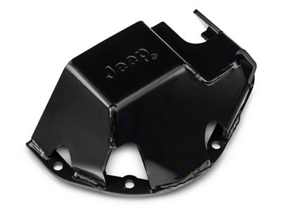 Mopar Differential Skid Plate w/ Jeep Logo for Dana 44 (87-18 Jeep Wrangler YJ, TJ & JK)