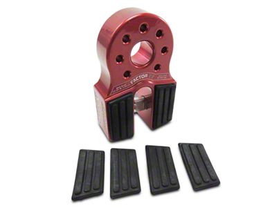 Factor 55 FlatLink/FlatLink E Rubber Guards - Set of Four
