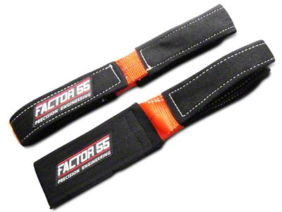 Factor 55 Shorty Strap III - 3 ft. x 3 in.