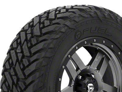 Fuel Wheels Mud Gripper M/T Tire (Available From 33 in. to 35 in. Diameters)