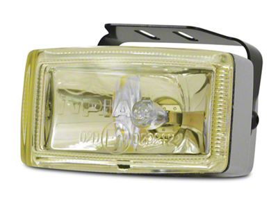 PIAA 2000 Series Ion Yellow Halogen Light - Fog Beam (87-18 Jeep Wrangler YJ, TJ, JK & JL)