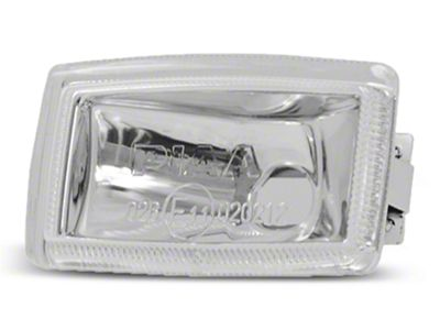 PIAA 2000 Series Replacement Clear Back-Up Light Lens/Refector (87-18 Jeep Wrangler YJ, TJ, JK & JL)