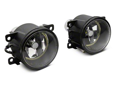 Delta 3088 Series 3.5 in. LED Fog Lights w/ Halos (07-18 Jeep Wrangler JK)