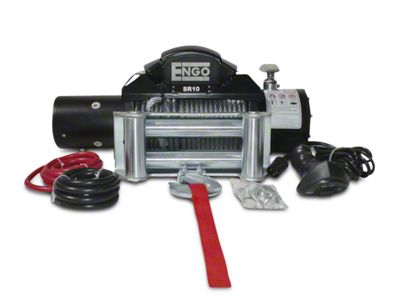 Engo SR Series 10,000 lb. Winch