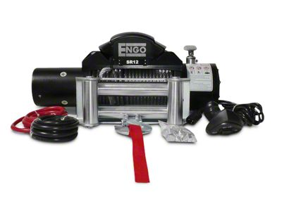 Engo SR Series 12,000 lb. Winch