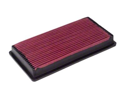 Rugged Ridge Reusable Synthetic Air Filter (87-95 2.5L or 4.0L Jeep Wrangler YJ)
