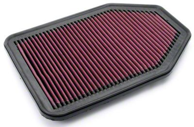 Rugged Ridge Reusable Synthetic Air Filter (07-18 3.6L or 3.8L Jeep Wrangler JK)