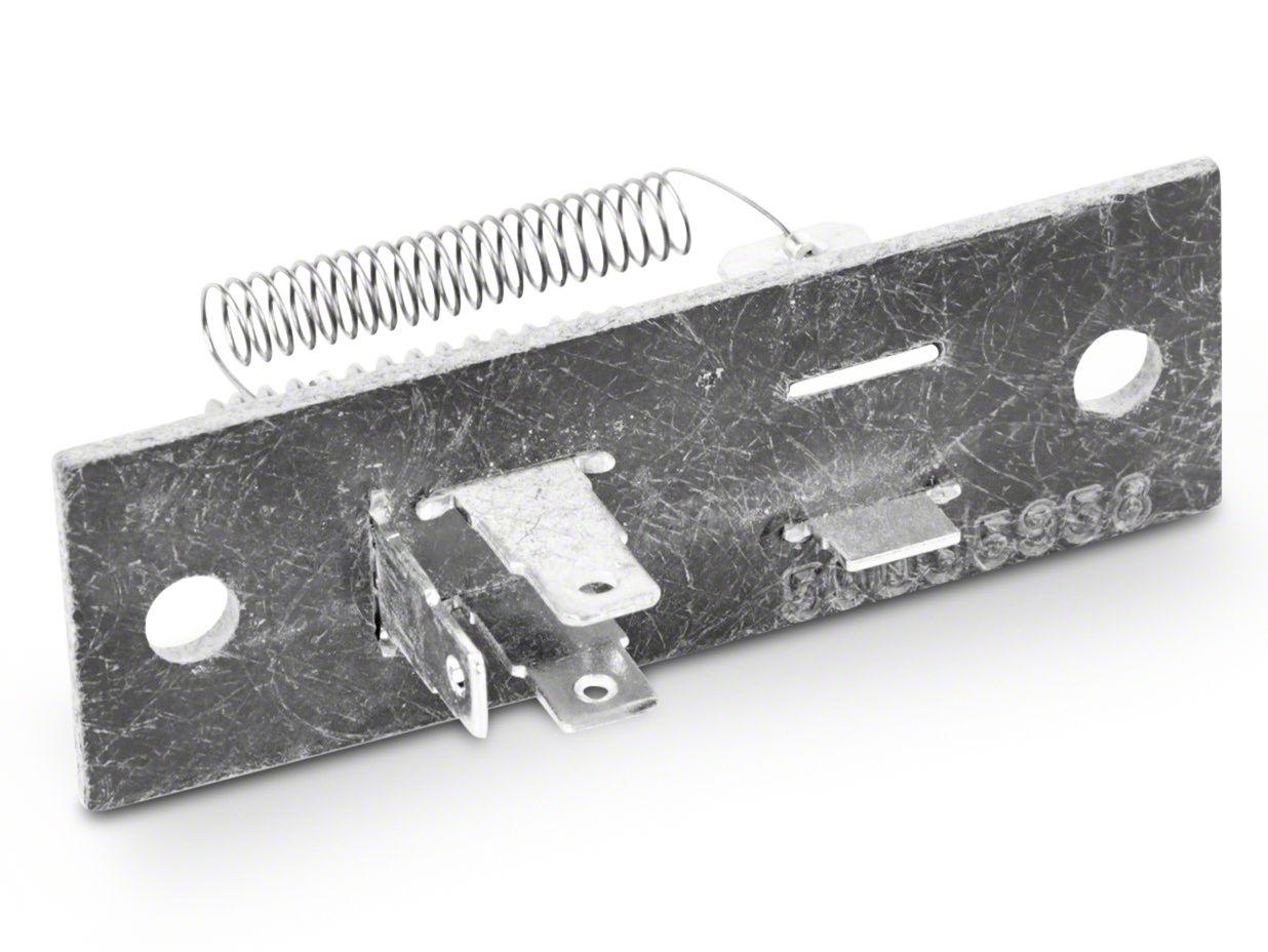 Omix-ADA Blower Motor Resister (92-95 Jeep Wrangler YJ)
