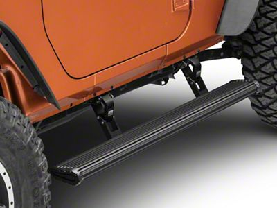 Amp Research PowerStep Xtreme Running Boards (07-18 Jeep Wrangler JK 2 Door)