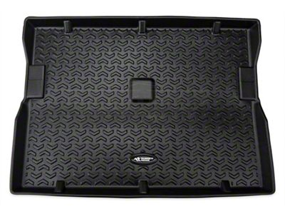 Rugged Ridge All Terrain Cargo Liner - Black (87-95 Jeep Wrangler YJ)