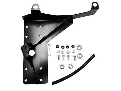 ARB Onboard Air Compressor Mount (97-06 Jeep Wrangler TJ)