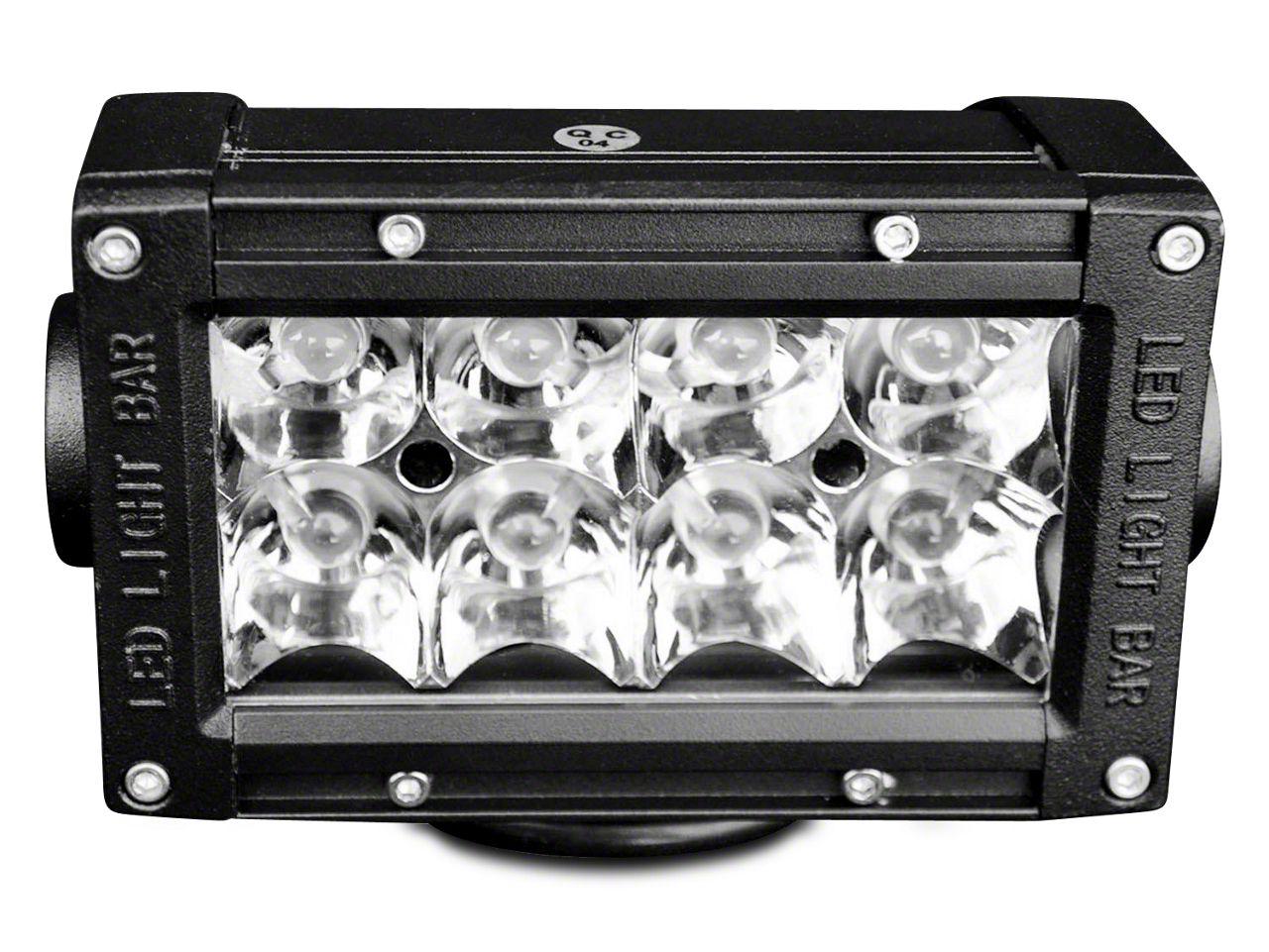 DV8 Off-Road 5 in. Chrome Series LED Light Bar - Flood/Spot Combo