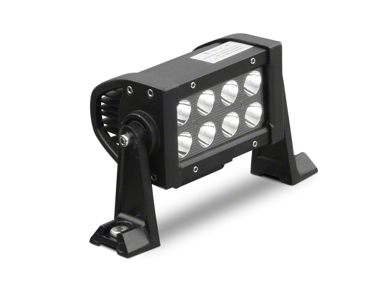 DV8 Off-Road 5 in. BRS Pro Series LED Light Bar - Spot Beam