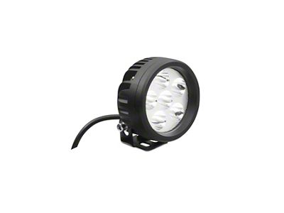 DV8 Off-Road 3.5 in. Round LED Light - Spot Beam