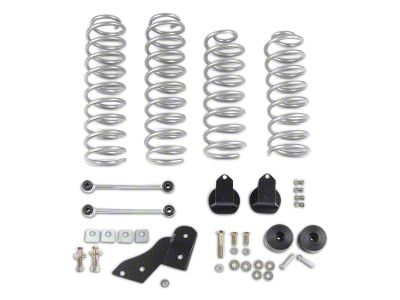 Rubicon Express 2.5 in. Standard Coil Lift Kit (07-18 Jeep Wrangler JK 2 Door)
