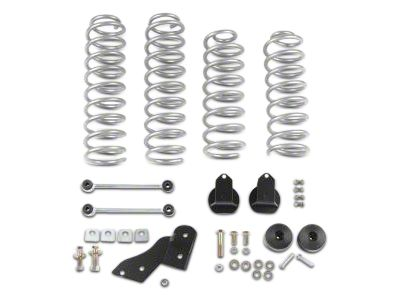 Rubicon Express 2.5 in. Standard Coil Lift Kit (07-18 Jeep Wrangler JK 4 Door)