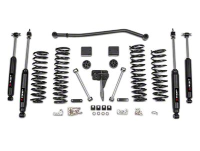 RBP 4 in. Suspension Lift Kit w/ Shocks (07-18 Jeep Wrangler JK 4 Door)
